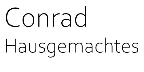 Conrad Hausgemachtes